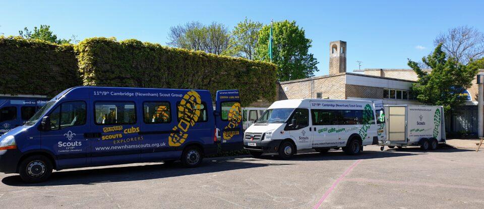 Newnham Minibuses